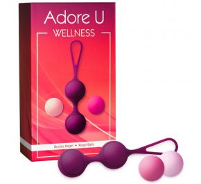 Wellness - Boules Kegel LA0262-00 by Adore U