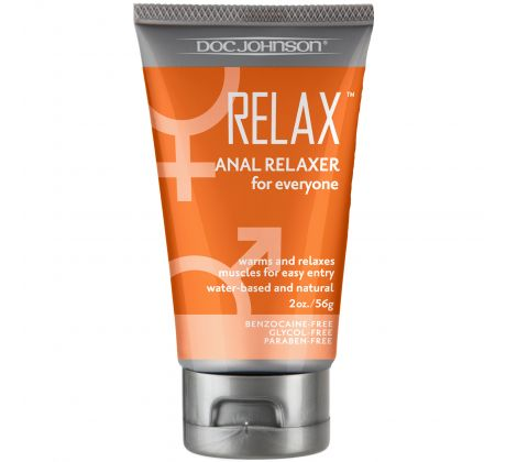 Relax - Anal relaxer 1312-15 by Doc Johnson