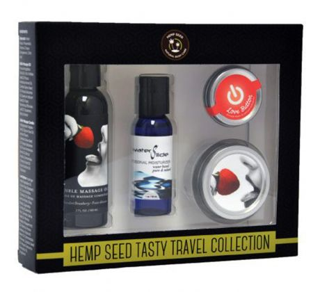 Tasty travel collection HST2150 by Earthly Body