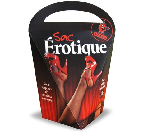 Erotic - Surprise bag SGB-01-F by Création Ozzé