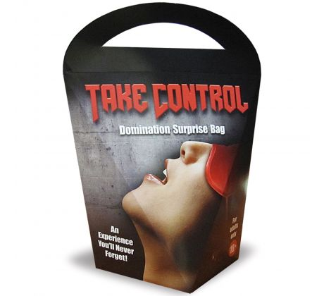 Take control - Surprise bag SGB-05 by Création Ozzé