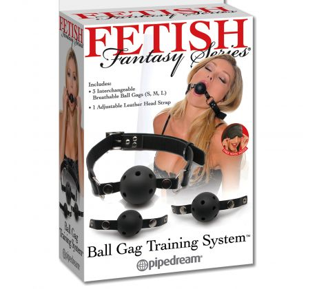 Ball gag training system PD3841-00 by Pipedream