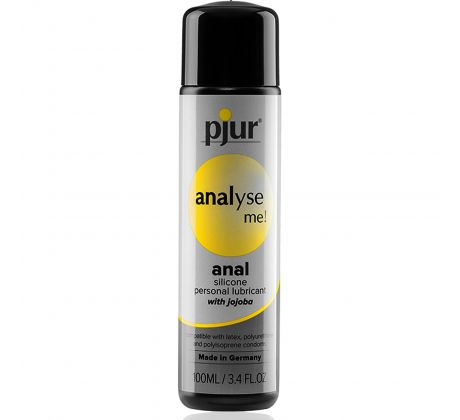 Pjur Analyse Me 100ML silicone lubricant 12760-05 by Pjur