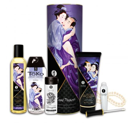 Carnal pleasure - The ultimate pleasure collection 8407-366 by Shunga
