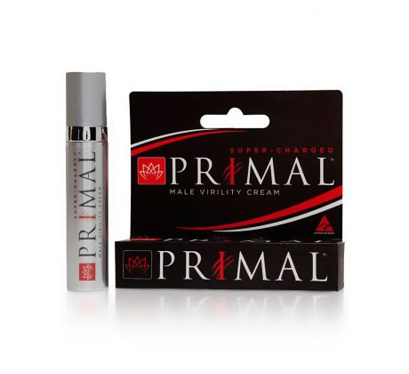 Primal Male Virility Cream 10ML 22-060 by Bodcare