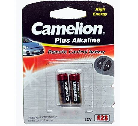 High energy Battery A23 Alkaline plus 12V  0399-10 by Camelion