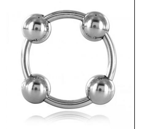 Glans ring with 4 ball 32 mm ECR-112-32 by Ego Driven