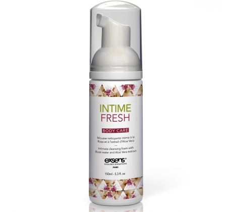 Intimate cleansing foam ORGINT by Exsens
