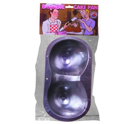 Boobie cake pan PD8401-01 by Pipedream