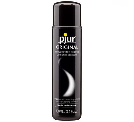 Pjur original silicone 100 ml  12220-05 by Pjur