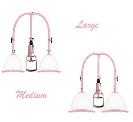 Breast pump Rose Gold PMP019-020-00 by Pumped