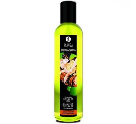 Massage oil organica 8407-00-00 by Shunga
