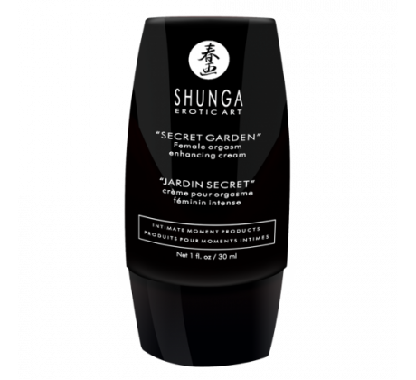 Secret garden - clitoral gel 8407-251 by Shunga