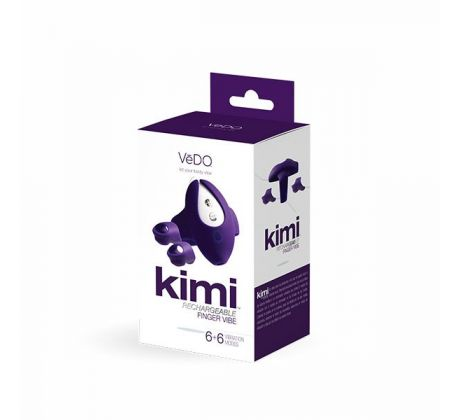 Kimi - Rechargeable Finger Vibe VI-F0613 by Vedo