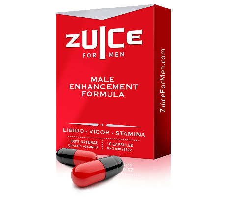 Zuice for men 10 capsules 8700.430 by Zuice